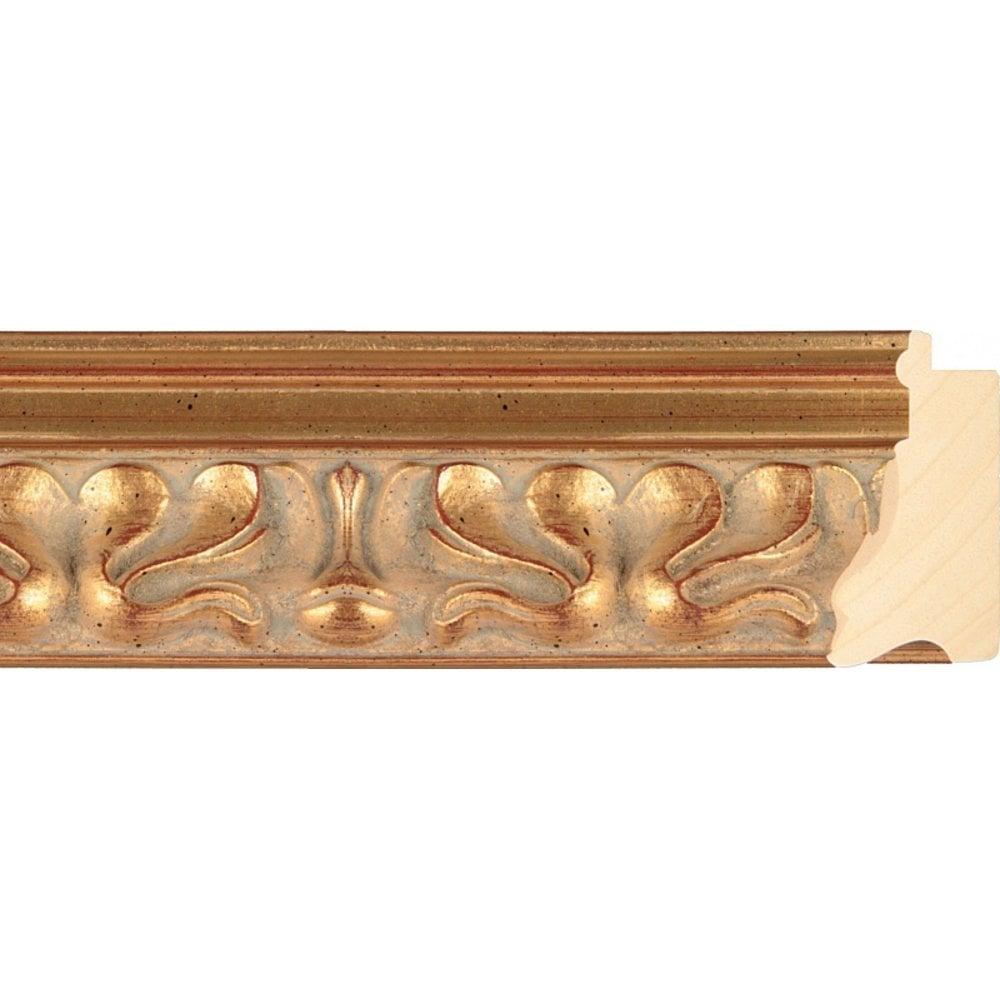 Деревянный багет GS 112-03, шир. 68мм