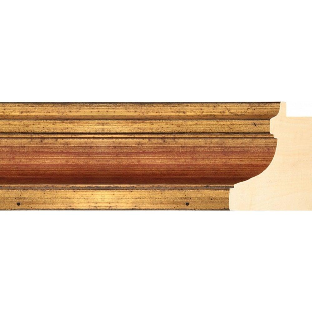 Деревянный багет ZC 100-02, шир. 70мм