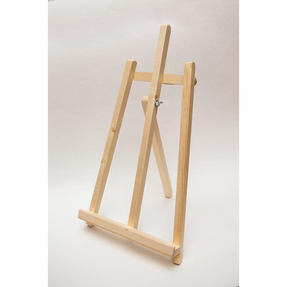 Мольберт Лира деревянный, настольный